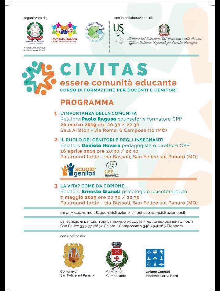 locandina CIVITAS